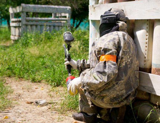 6 Best Scenario Paintball Guns
