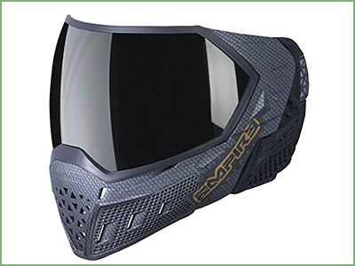 empire evs paint ball mask