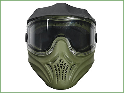 invert helix paintball mask