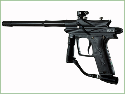 azodin blitz paintball marker