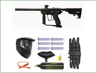 spyder mr100 paintball marker
