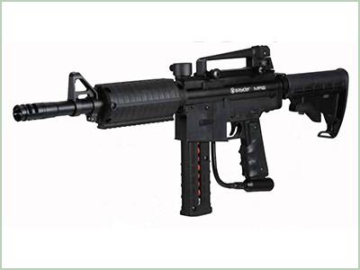 spyder mr6 paintball gun