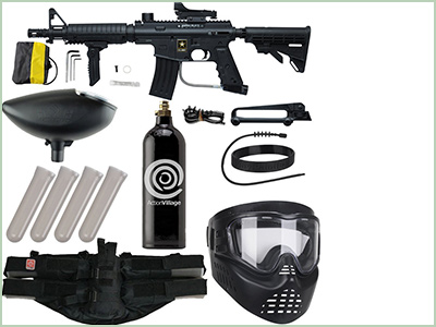 Elite Foxtrot Paintball Gun