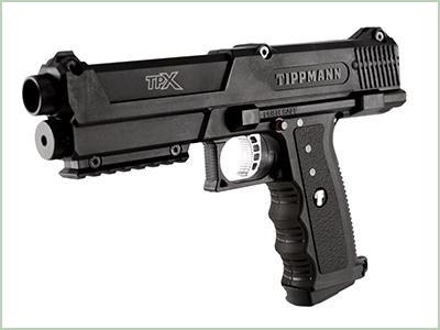 Tippmann TiPX Paintball Pistol Marker Gun