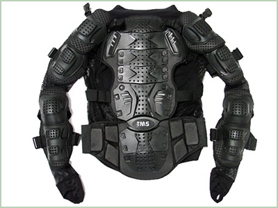 TMS Full Body Armor Protector