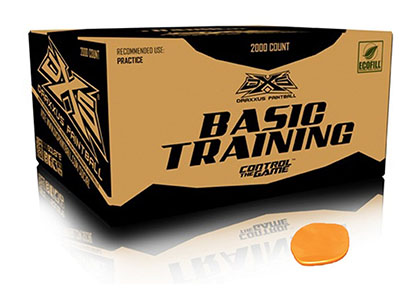 Best Paintballs GI Sportz DXS Basic Training Paintballs