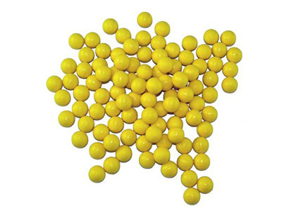 Best Paintballs GXG Paintball Rubber Reusable Paintballs