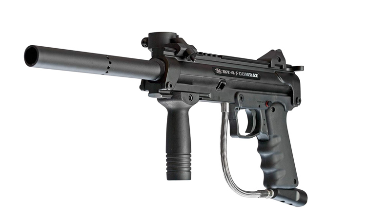 Empire BT 4 Paintball Assault Gun review