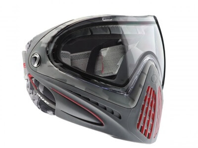 Dye Precision i4 Goggle Best Anti fog Paintball Masks