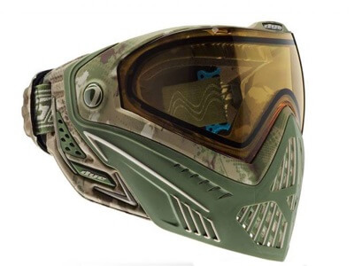 Dye i5 Paintball Goggle Best Anti fog Paintball Masks