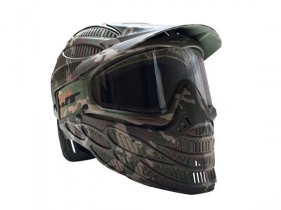 JT Spectra Flex 8 Thermal Coverage Goggles Best Anti fog Paintball Masks