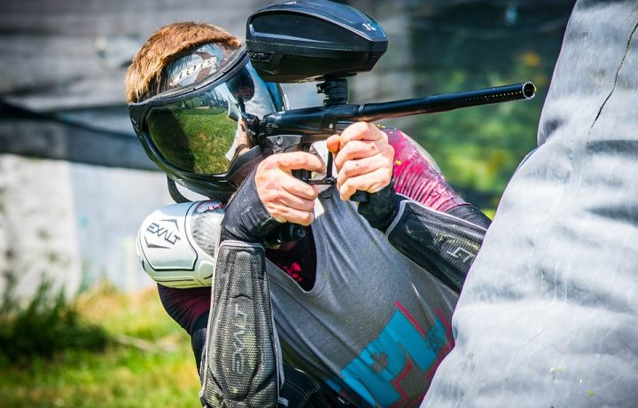 Dye i4 Thermal Paintball Mask Review