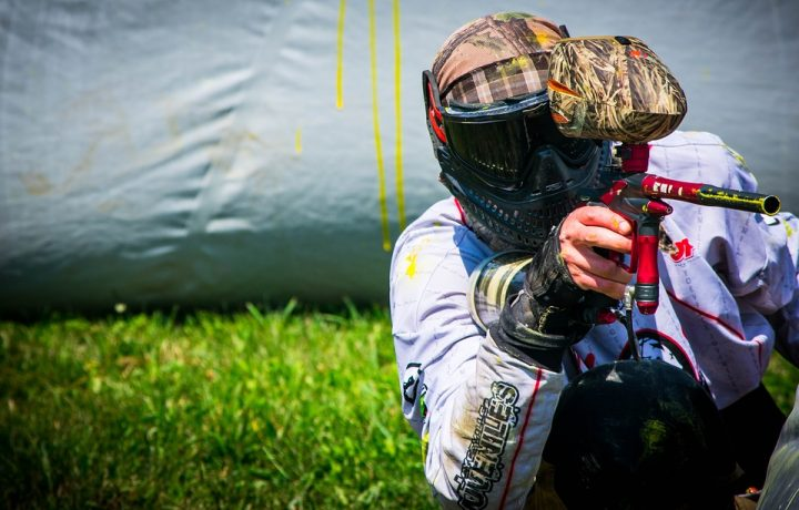 Dye Rotor Paintball Loader Review